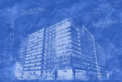 Large-Condominium-Building-Sketch-Blueprint-Image